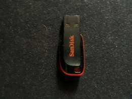 16 GB Sandisk memory stick for sale excellent condition
