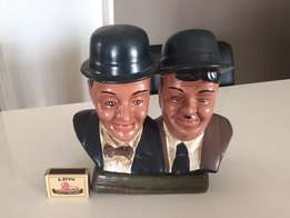 Laurel and Hardy Ornament