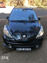 2006 Peugeot 207 XS with Mag and Aircon