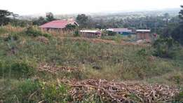 Eighth acre plots for sale in Kiserian-R