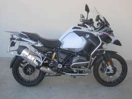 2014 BMW R1200 GS Adventure