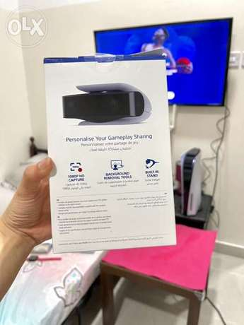 ps5 HD camera for sale or trade to ps5/4 games