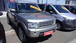 2010 Land Rover Discovery 4 3.0 D V6 S for sale!