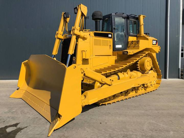Caterpillar D 8 R W RIPPER • SMITMA - 2008