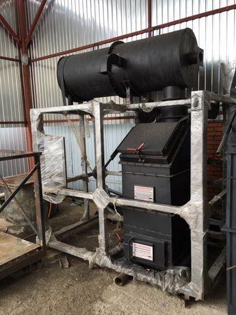 Продается новая печь утилизатор опасных отходов УТ100Д Киев - изображение 4