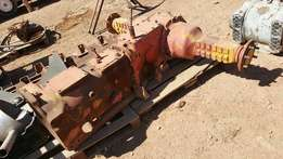 Ford tractor Diff