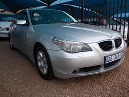 BMW 525i Automatic (E60) in Excellent Condition! With Spare Key.