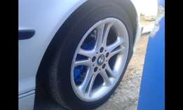 Bmw 17inch mags
