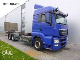 MAN Tgs26.440 6x2 Bdf Euro 4 - To be Imported