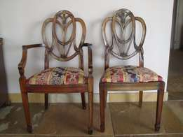 Dining chairs - 12