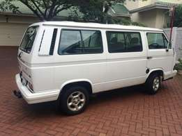 2002 VW Microbus 2.6i BEST CONDITION Microbus in S.A.