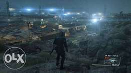Metal gear solid V just a month old
