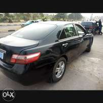 08 Toyota Camry with DVD screen