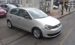 2011 Vw polo vivo 1.4 silver in color available for sale