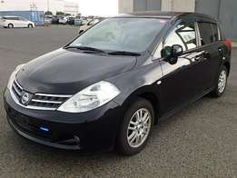 Nissan tilda hatchback brand new car