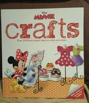 Minnie Mouse Craft Project book