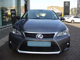 2016 Lexus CT Grey Lexus CT 200h S CVT with 25600km available now!