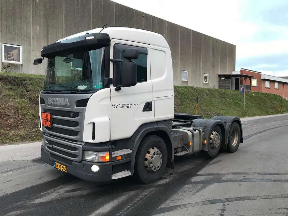 Scania G440 - 2012 for sale | Tradus
