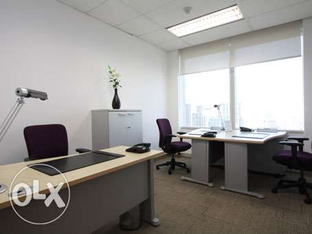 Furnished Office for Rent in Dammam, Riyadh, Jeddah, Jubail, Makkah