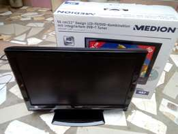 Brand New Medion 22inches lcd tv monitor not digital