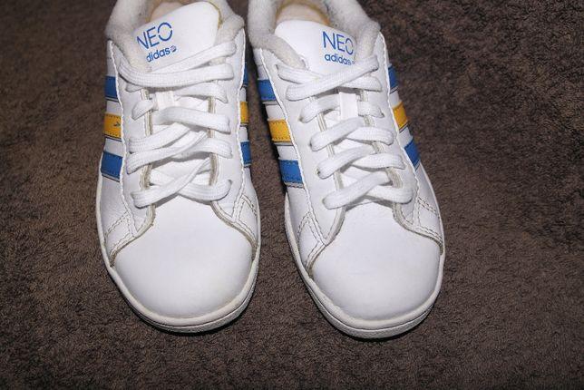 Buty Adidas NEO halówki, sportowe roz. 29 dł. wkł. 18 cm