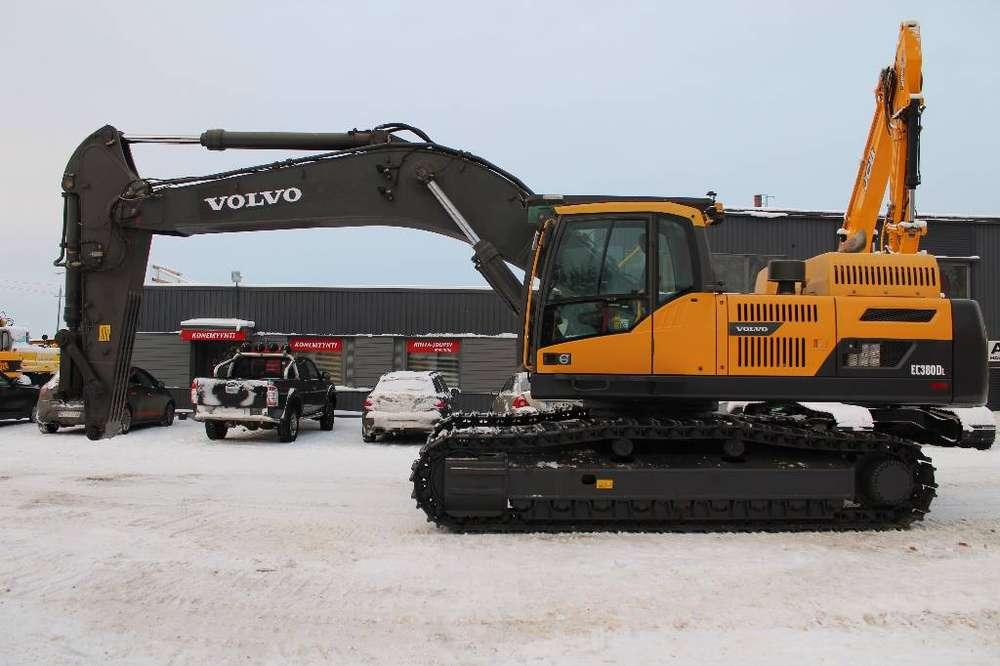 Volvo Ec 380 D L - 2012
