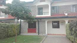 Rongai near maasai lodge 3 bed room town house to let