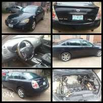 Well Used Nissan Altima