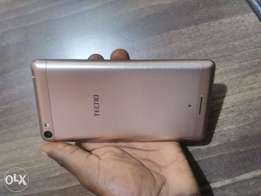 Tecno L8 dual SIM 16GB,1GB RAM Kshs.7500/- negotiable