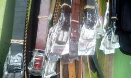 Belts for men and ladies