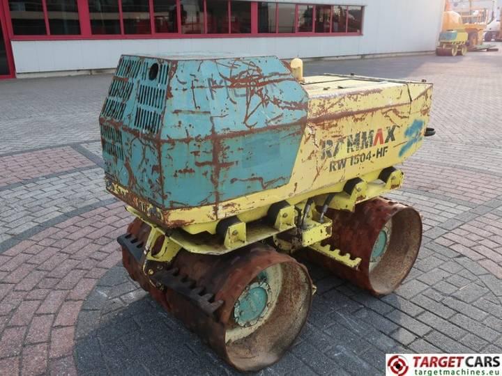 Rammax Ammann RW1504 Trench Compactor 85cm Roller DEFECT - 2003