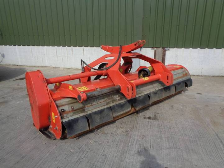 Kuhn Bpr 280 Front & Rear Mounted Flail Mower - 2007