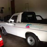 1998 Nissan 1400 Champ Single Cab