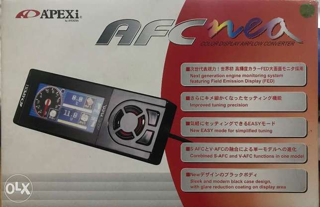 Apexi Super AFC NEO New