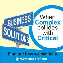 Complete Small Business Solution - Accounting, Taxation, Consulting