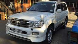 Toyota Land Cruiser Vx Extremely Clean