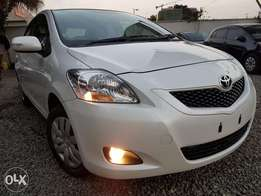 Toyota Belta 2010 KCP1300cc