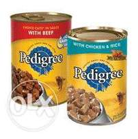 Pedigree & JoJo Can (Dog Food)