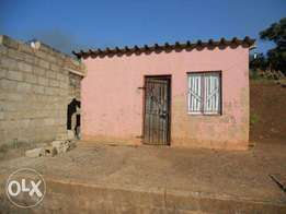 1room with unfinished buildings for sale