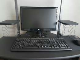 Computer with stand