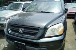 Very clean,First body,Full option,Accident free,Toks 2004 Honda Pilot