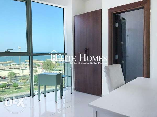 Luxury sea view apartment for rent in Shaab