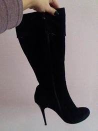 Чоботи Замшеві - Жіноче взуття - OLX.ua b04f0b4567816
