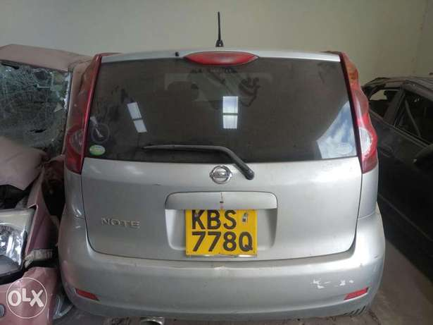 Salvage Nissan note Industrial Area - image 1