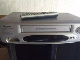 Wanted : VHS video machine