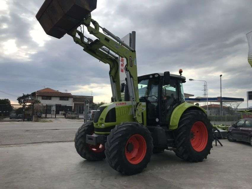 Claas arion 630 c - 2011 - image 4