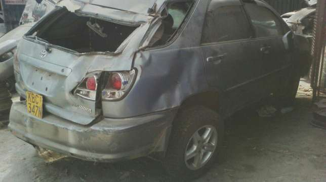 Salvage Toyota harrier Industrial Area - image 2