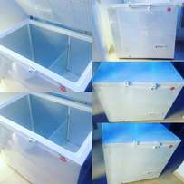 Pure White Deep freezer Lg/ Samsung