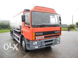 DAF 75 ATI 20,000 litres oil tanker for sale