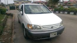 2002 Toyota Sienna Foreign Used